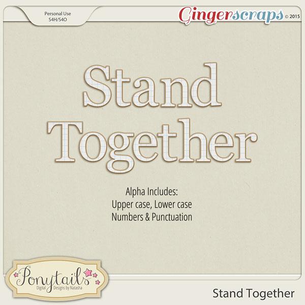 ponytails_StandTogether_alpha