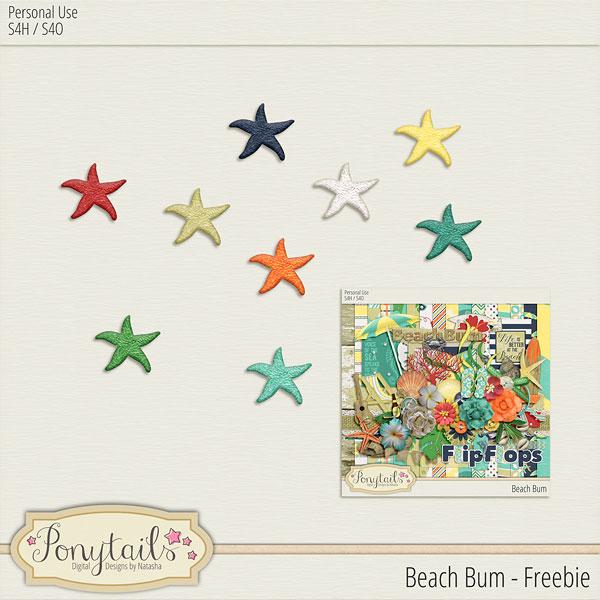 ponytails_BeachBum_ministarfishfreebie