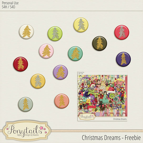 ponytails_ChristmasDreams_flairfreebie