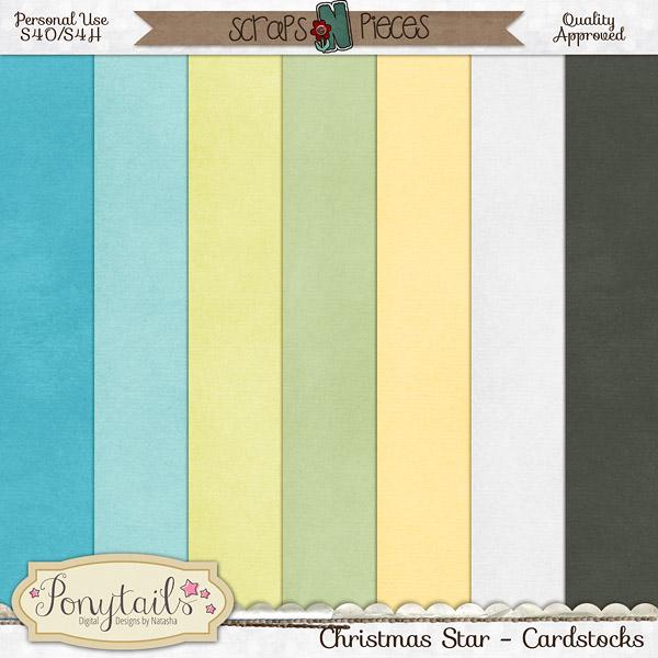 ponytails_ChristmasStar_cardstocks