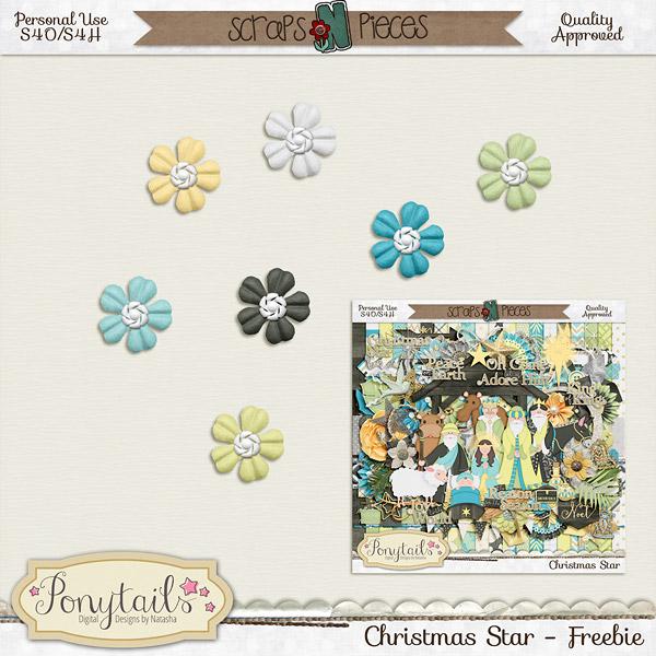 ponytails_ChristmasStar_SNPfreebie
