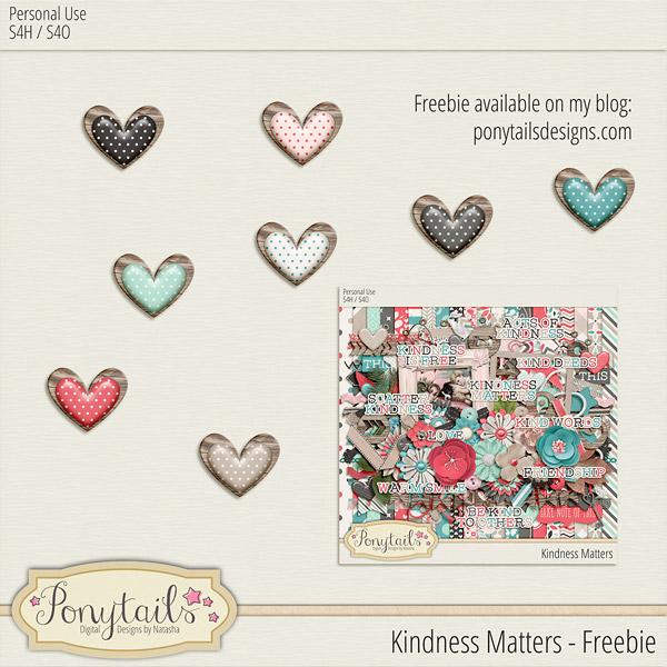 ponytails_Kindness_heartflairfreebie