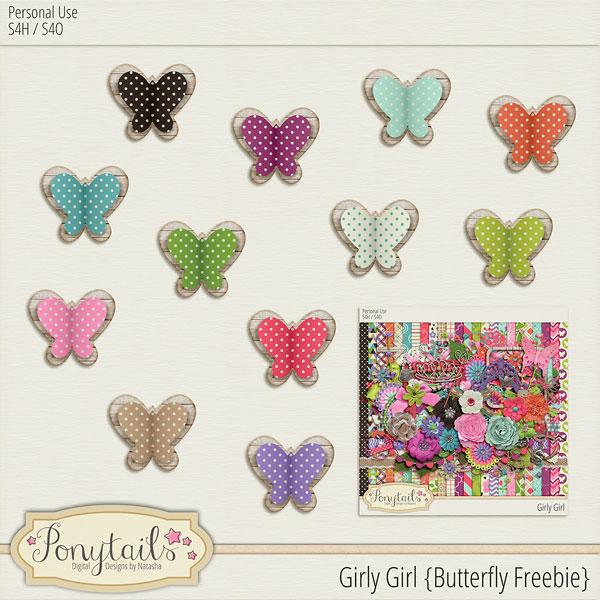 ponytails_GirlyGirl_butterflyfreebie