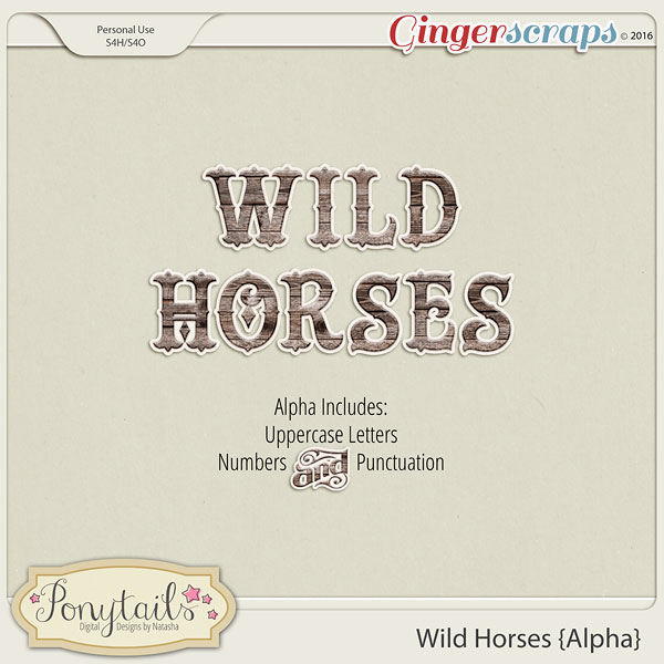 ponytails_WildHorses_alpha