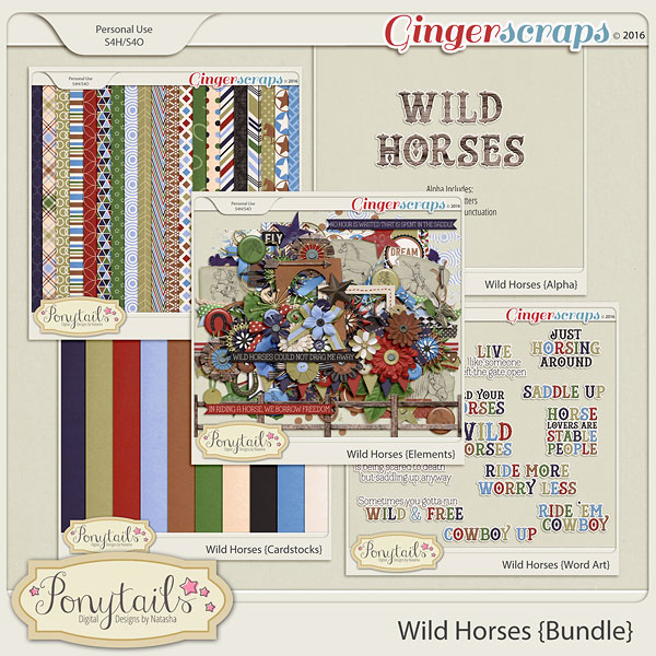 ponytails_WildHorses_bundle