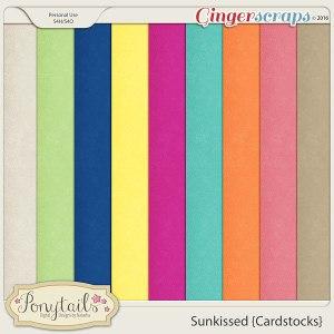 ponytails_Sunkissed_cardstocks
