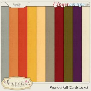 ponytails_wonderfall_cardstocks