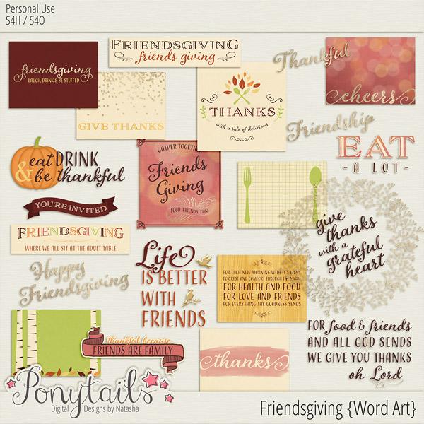 ponytails_friendsgiving_wordart