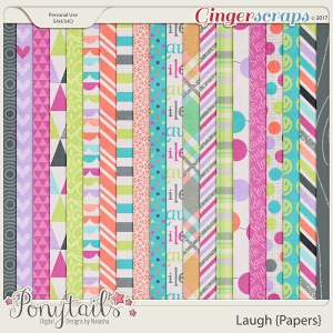ponytails_laugh_papers